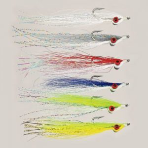 Clouser Minnow Colors