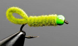 Beadhead Green Weenie Fly Pattern