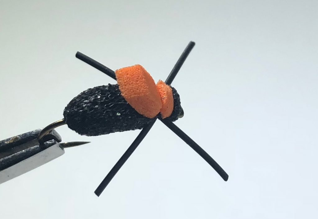 Foam Beetle Fly Pattern