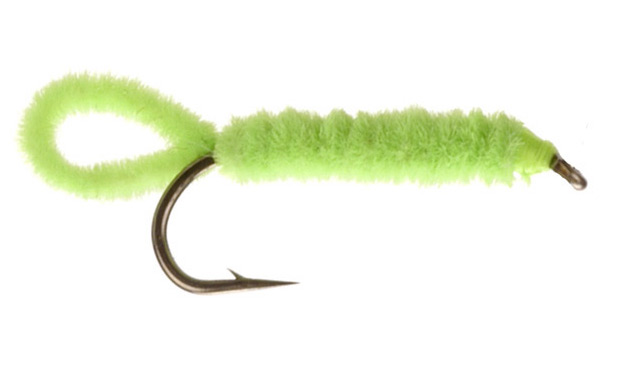 Green Weenie Fly Pattern