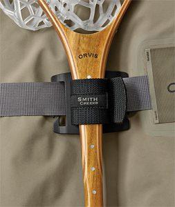 Net Holster for Fly Fishing