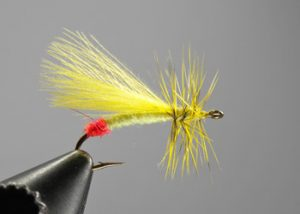 Little Yellow Sally Dry Fly