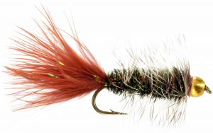 Beadhead Wooly Bugger Fly Pattern