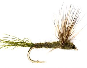 Blue Wing Olive Comparadun Fly Pattern