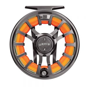 Orvis Hydros Large Arbor Fly Fishing Reel