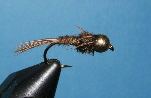 Beadhead Pheasant Tail Fly Pattern