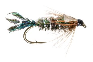 Zug Bug Fly Pattern