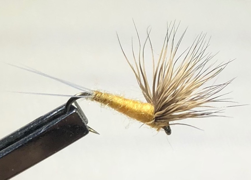 Sulphur Comparadun Fly Pattern