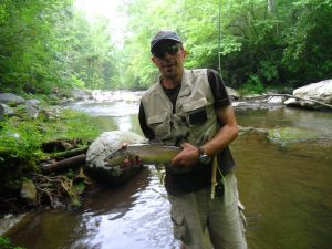 Smoky Mountains Little River Brown Trout