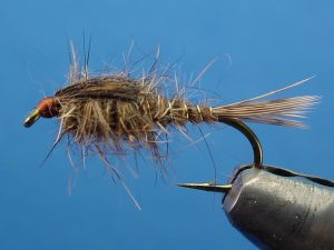 Hare's Ear Nymph Fly Pattern