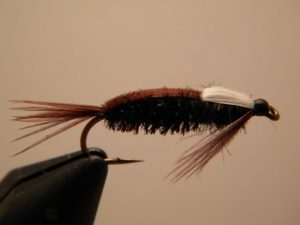 George Nymph Fly Pattern
