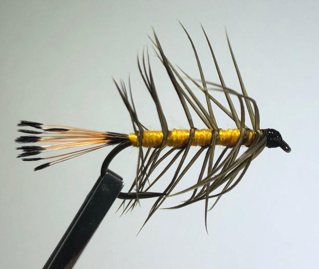 Yallarhammer Fly Pattern