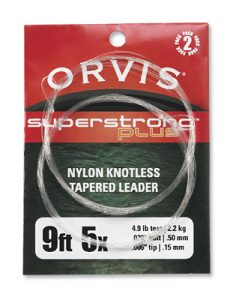 Orvis Super Strong Fly Fishing Leader Package