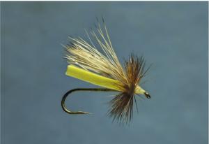 Neversink Caddis Fly Pattern