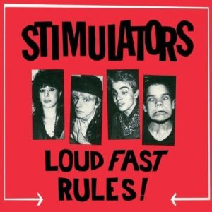 Stimulators Punk Rock Band